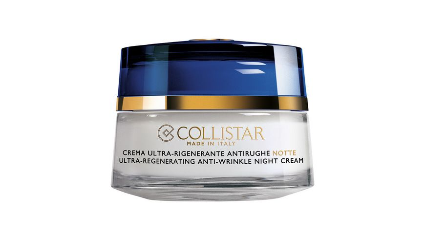 COLLISTAR Anti Wrinkle Night Cream