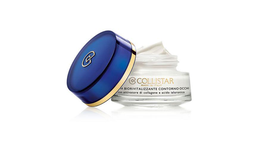 COLLISTAR Biorevitalizing Eye Cream