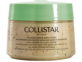 COLLISTAR Talasso Scrub Anti Water