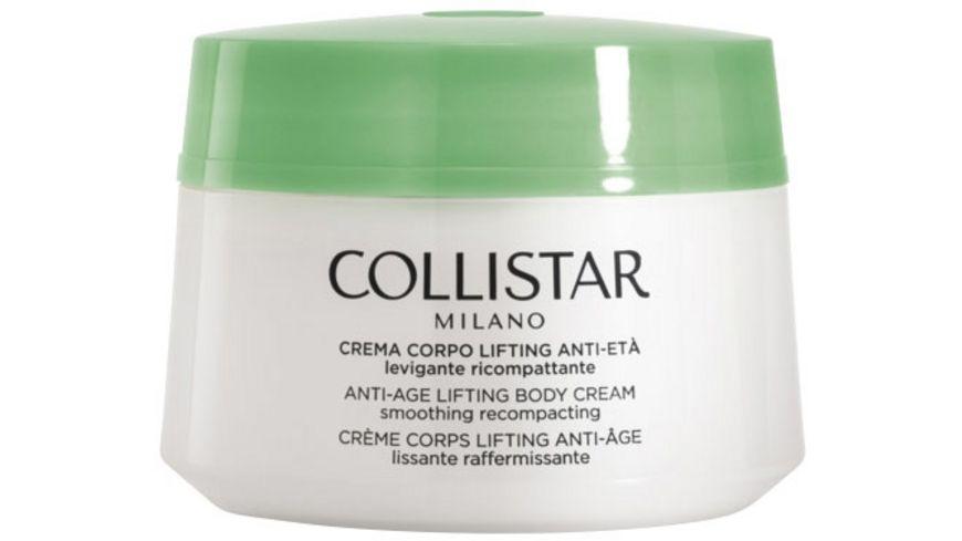 COLLISTAR Lifting Anti Aging Body Cream