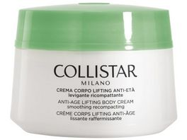 COLLISTAR Lifting Anti Aging Body Cream