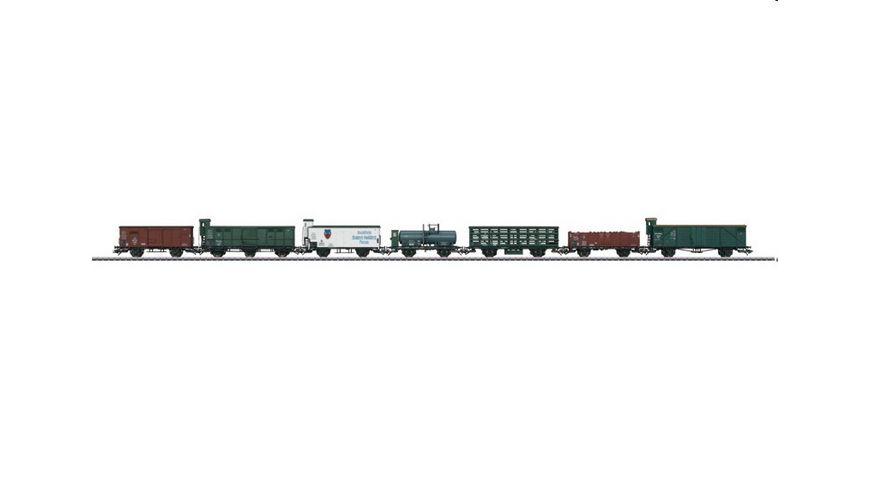 Maerklin 46085 Gueterwagen Set H0 II