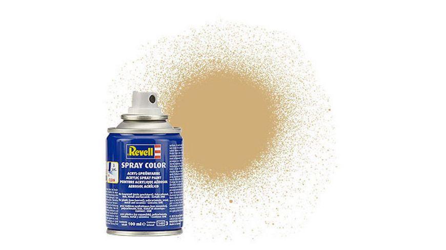 Müller Weihnachtsdeko.Revell 34194 Spray Gold Metallic