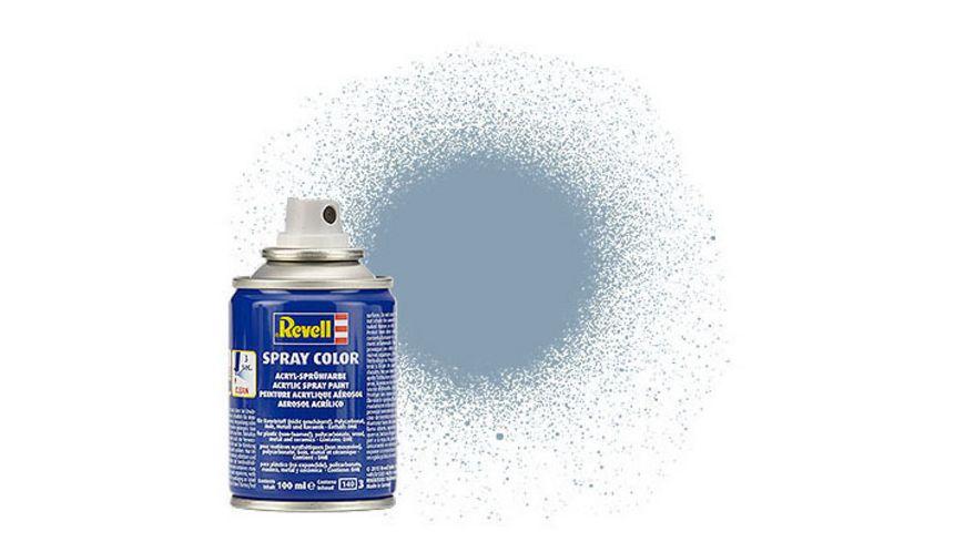 Revell 34374 Spray grau seidenmatt