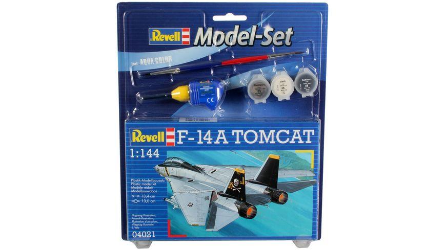 Revell 64021 Model Set F 14A Tomcat