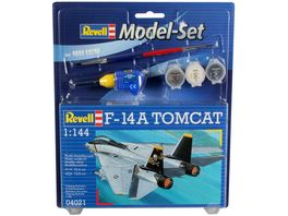 Revell 64021 Model Set F 14A Tomcat
