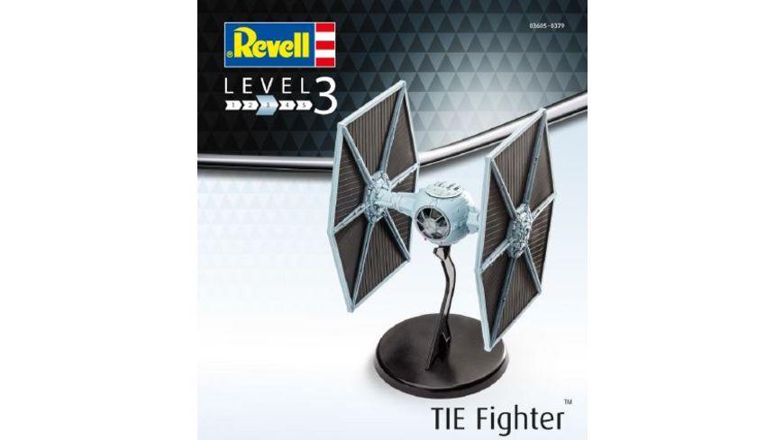 Revell 03605 Star Wars TIE Fighter Modellbausatz