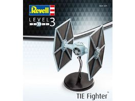 Revell 03605 Star Wars TIE Fighter Modellbausatz