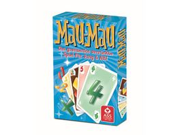 ASS Altenburger Spielkarten Mau Mau