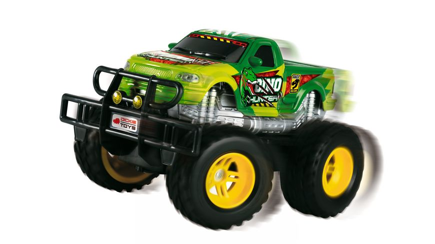 Dickie RC Dino Basher Monsters RTR 2 sortiert