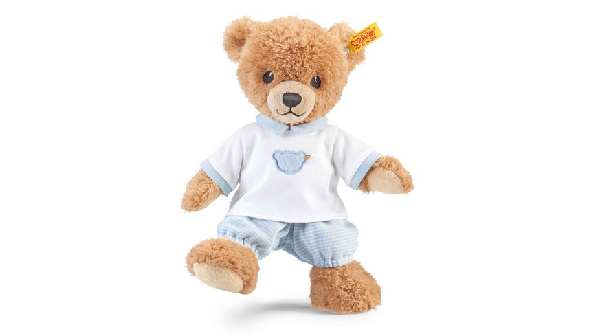 Steiff - Schlaf-gut-Bär, blau, 25cm