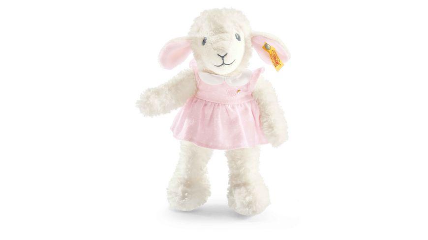 Steiff - Träum-süß-Lamm, rosa, 28cm