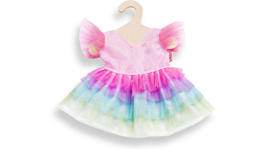 Heless Kleid Regenbogenfee 35 45 cm