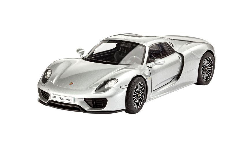 Revell 07026 Porsche 918 Spyder