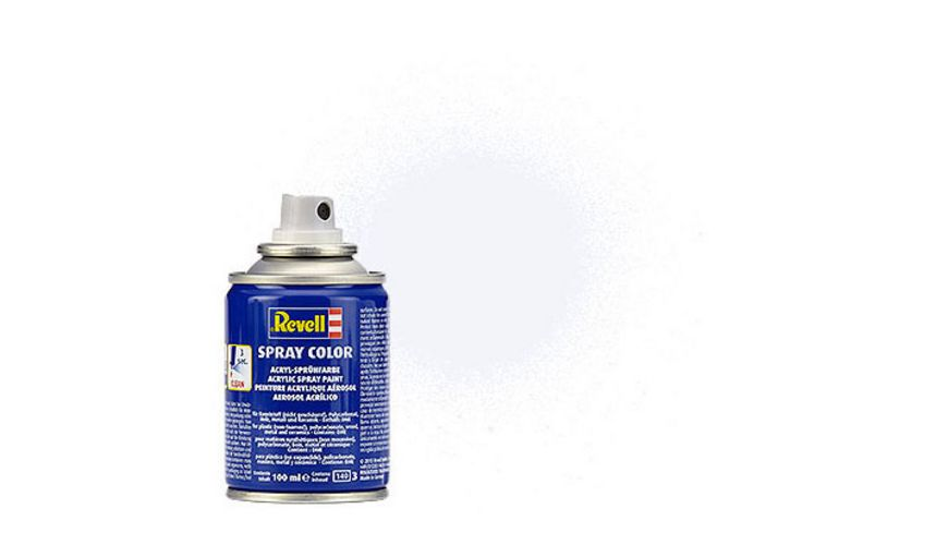 Revell 34105 Spray weiss matt