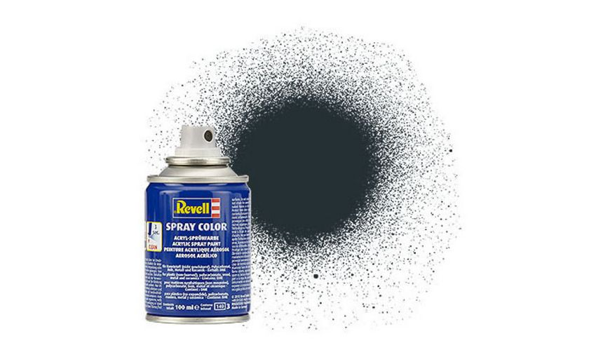Revell 34109 Spray anthrazit matt