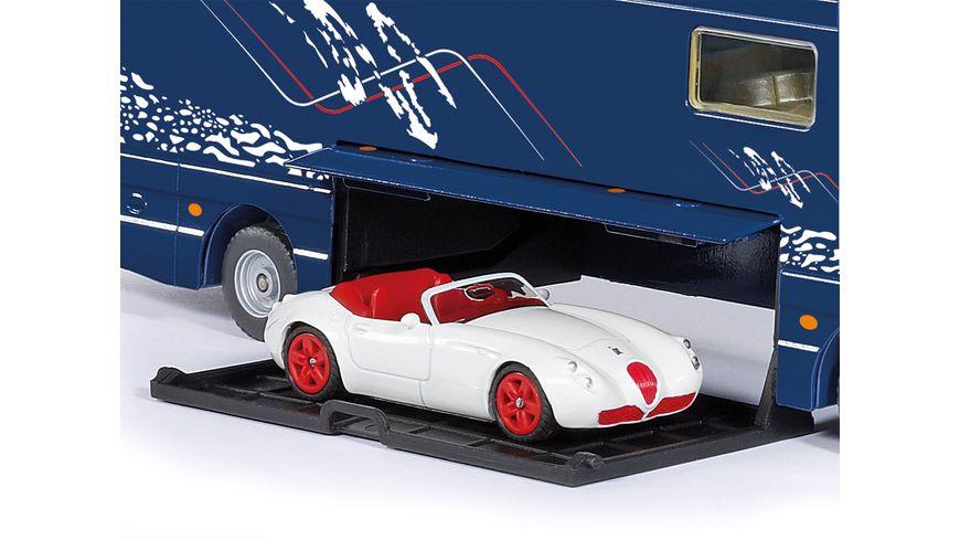 SIKU 1943 Super Volkner Mobil Performance