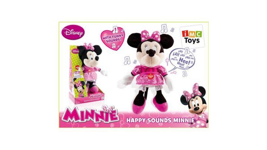 IMC Minnie lacht