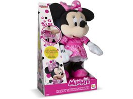 IMC Micky Maus und Freunde Minnie lacht