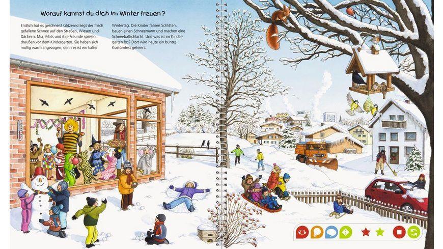 Ravensburger tiptoi Wieso Weshalb Warum tiptoi Unsere Jahreszeiten