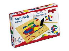 HABA Nagelspiel Poch Poch