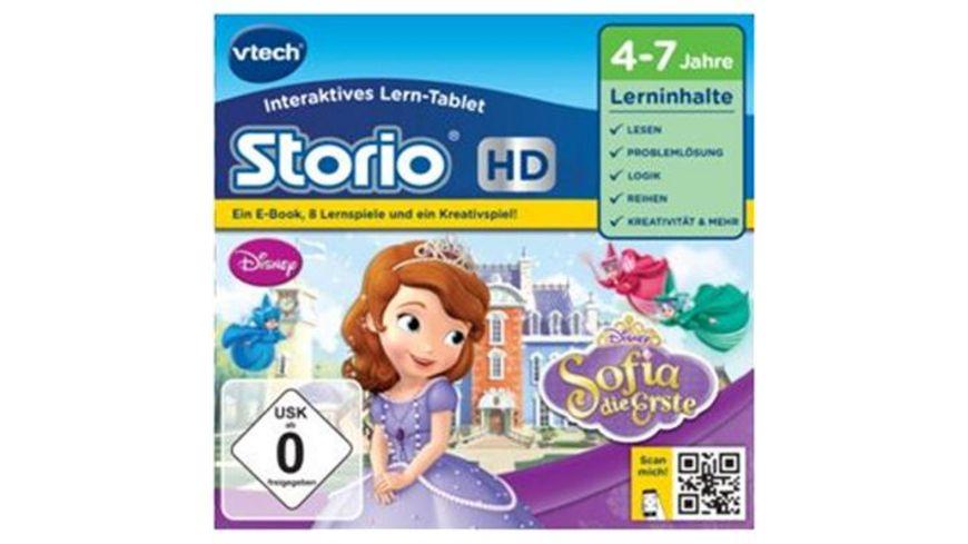 VTech Storio Lernspiele Sofia die Erste