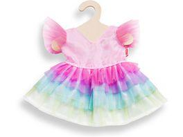 Heless Kleid Regenbogenfee klein 28 35 cm