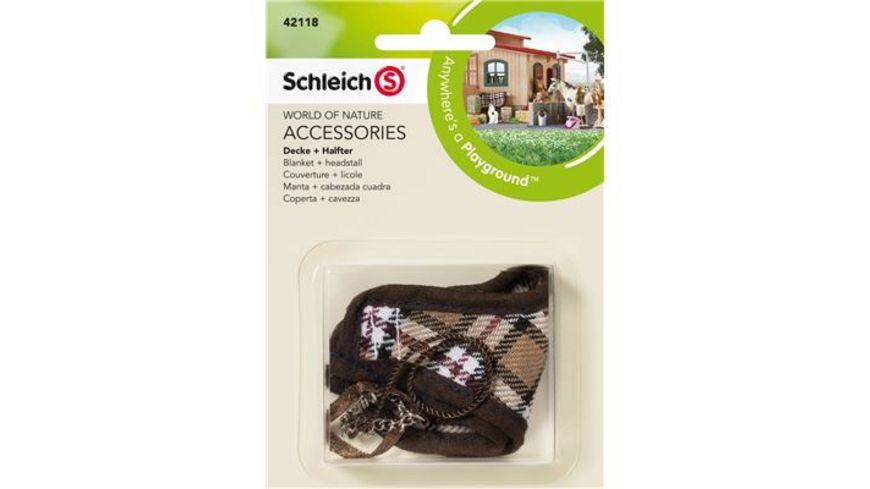 Schleich Horse Club Decke Halfter