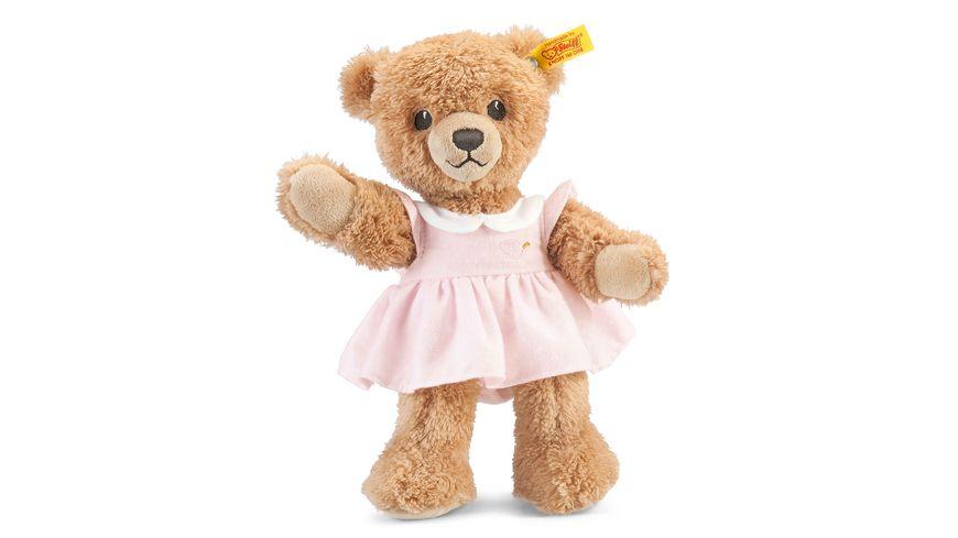 Steiff Teddybaeren Teddybaeren fuer Babys Schlaf gut Baer rosa 25cm