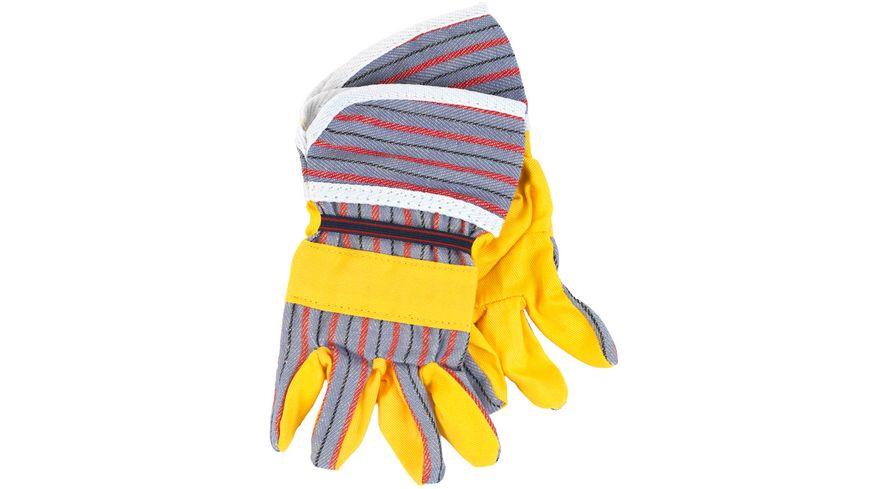 Theo Klein 8120 Bosch Arbeitshandschuhe | Hochwertige Handschuhe in Einheitsgröße | Maße: 10 cm x 1 cm x 19 cm  | Spielzeug für Kinder ab 3 Jahren