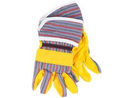 Theo Klein 8120 Bosch Arbeitshandschuhe Hochwertige Handschuhe in Einheitsgroesse Masse 10 cm x 1 cm x 19 cm Spielzeug fuer Kinder ab 3 Jahren