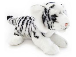 Bauer Blickfaenger Glitter Sibirischer Tiger liegend 23 cm