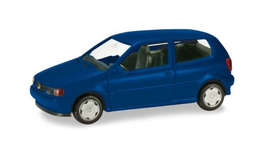 Herpa 012140 003 MiniKit VW Polo 2 tuerig weiss