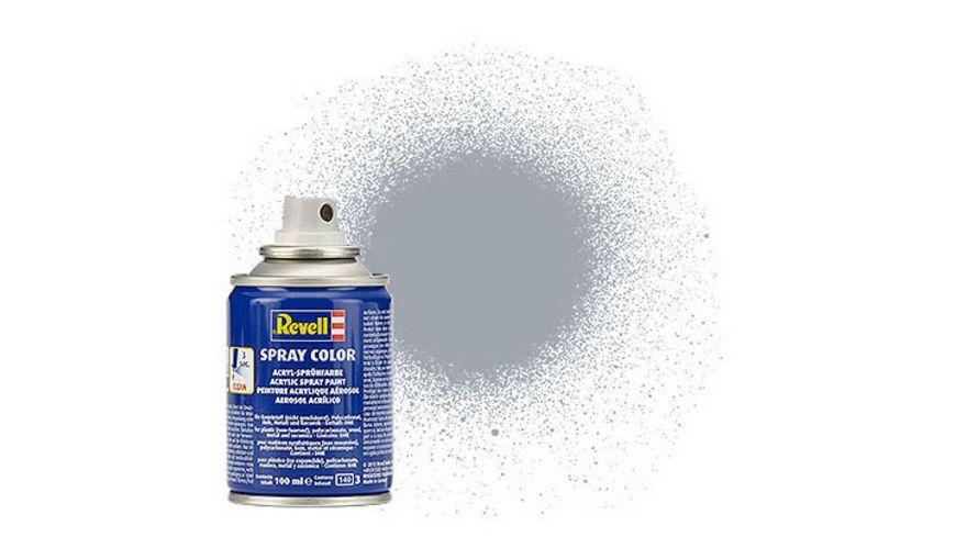 Revell 34190 Spray silber metallic