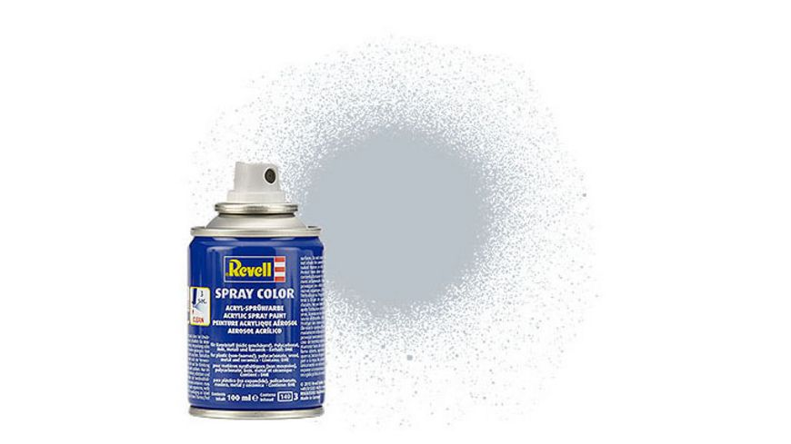 Revell 34199 Spray aluminium metallic