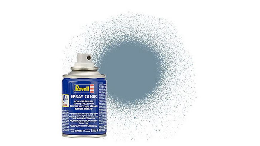 Revell 34157 Spray grau matt