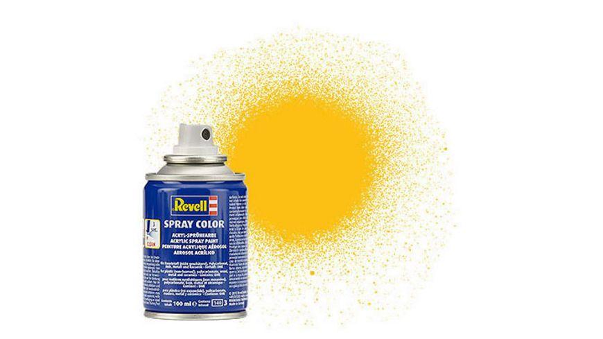 Revell 34115 Spray gelb matt