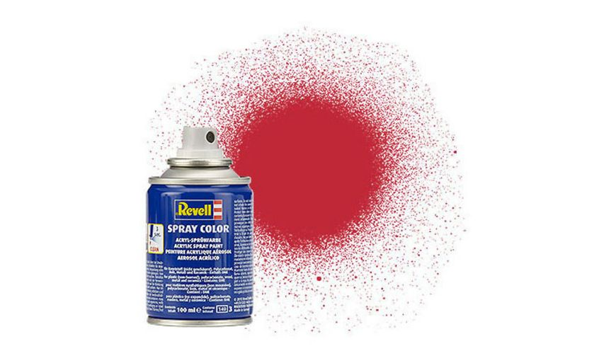 Revell 34136 Spray kaminrot matt