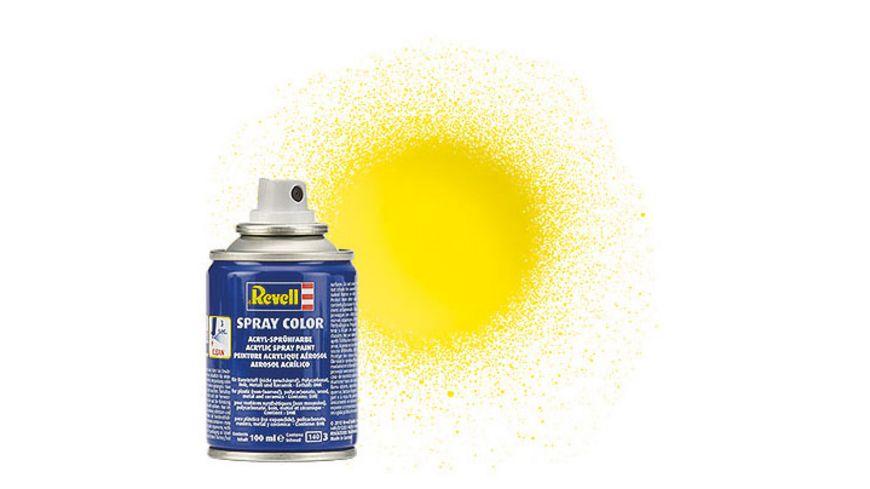 Revell 34112 Spray gelb glaenzend