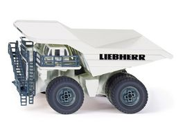 SIKU 1807 Super Liebherr Muldenkipper T 264