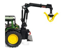 SIKU 4063 Farmer John Deere Forsttraktor