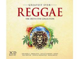 Reggae Greatest Ever