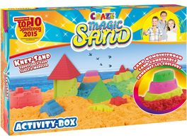 CRAZE Magic Sand Activity Box