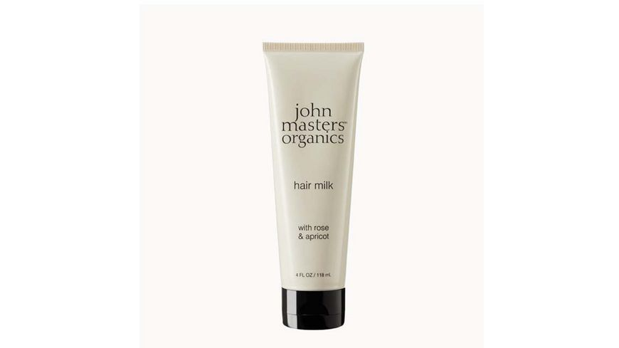 john masters organics rose apricot hair milk