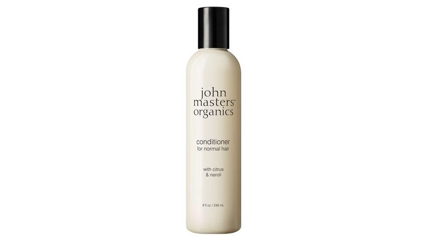 john masters organics citrus neroli detangler