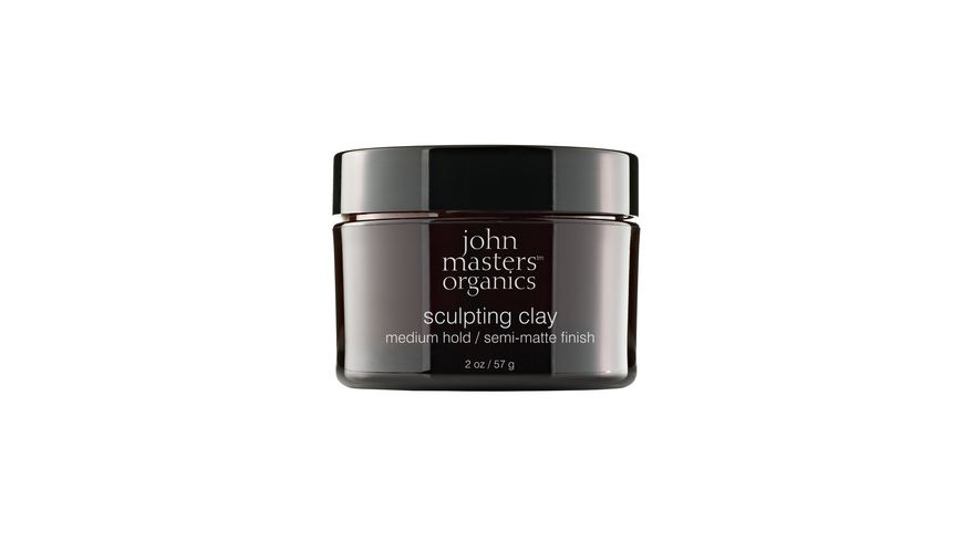 john masters organics sculpting clay medium hold