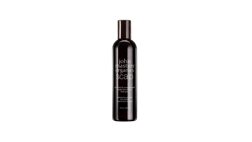 john masters organics spearmint meadowsweet scalp stimulating shampoo