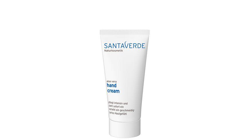 Santaverde hand cream