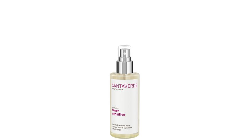 Santaverde toner sensitive