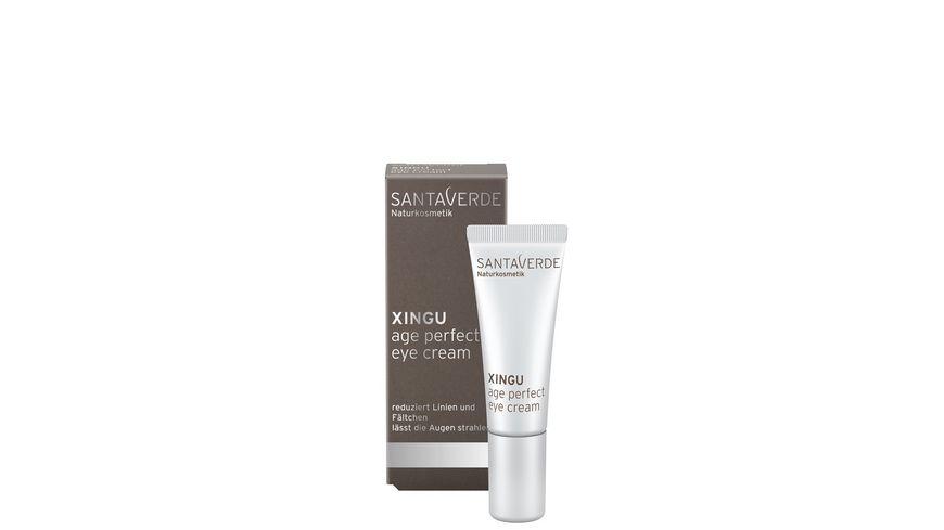 Santaverde xingu age perfect eye cream